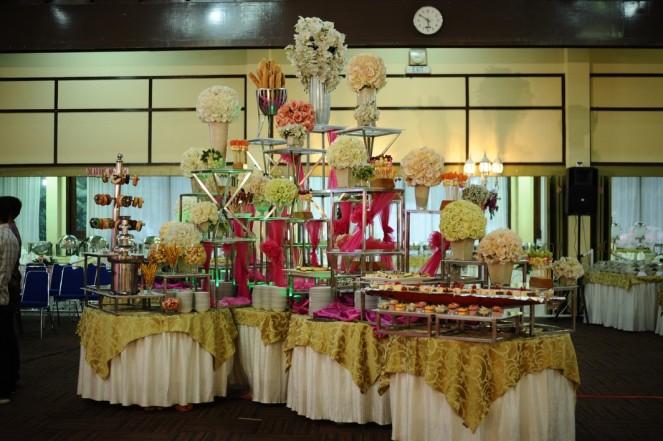 Cake Corner yang menjadi andalan DTC, ini seriously favorite orang-orang :D